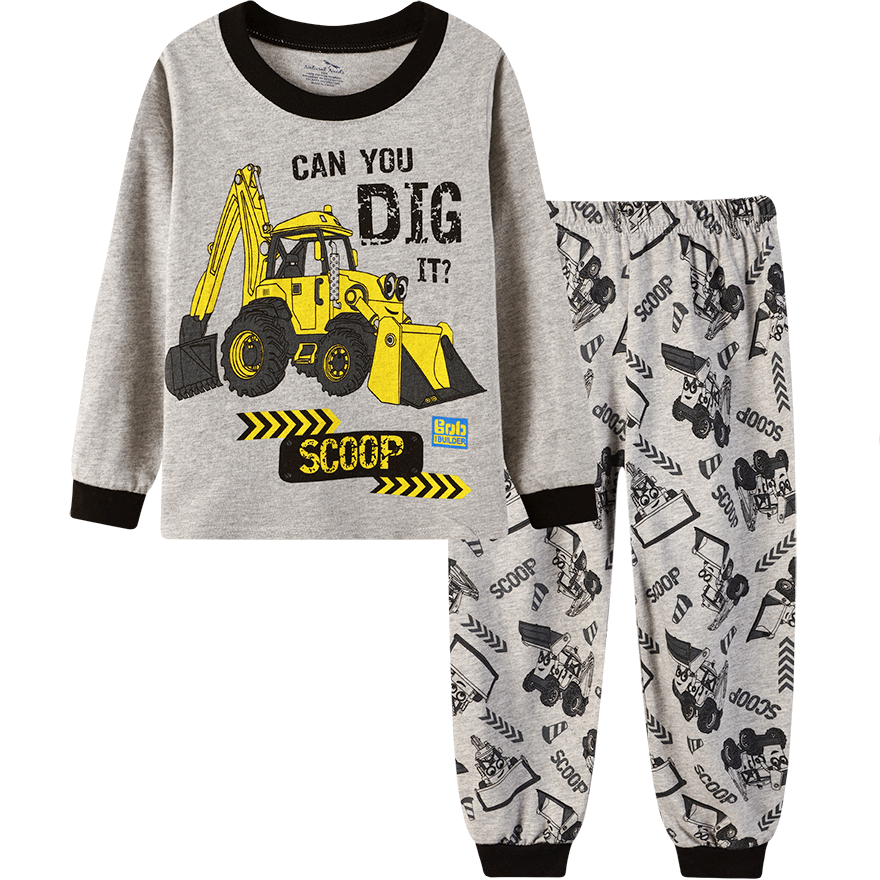 New Style pajamas kids set pajamas baby cotton kids pajamas guangzhou on sale