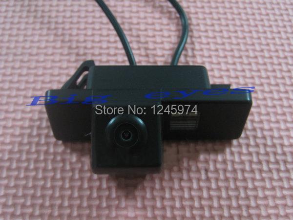 Заднего вида парковочная камера для NISSAN QASHQAI X-TRAIL Geniss солнечный Pathfinder / Citroen C4 / C5 Peugeot 307 хэтчбек / 307cc / 408