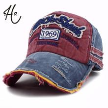 Kvalitní baseballová čepice snapback v retro stylu