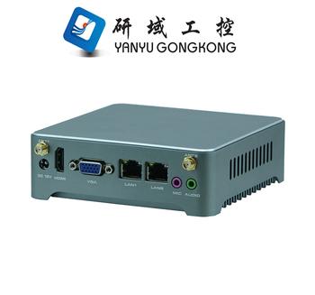 Cheap Fanless Mini Pc Home Server Rack Mini Pc Dual Lan Ubuntu Mini Server  With Cpu J1900 - Buy Server Rack,Mini Pc Home Server,Ubuntu Mini Server