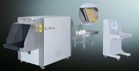 X-ray machine baggage scanner in other security/protection products
