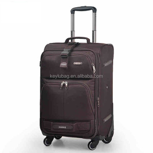 Cheap Farbic suitcase trolley luggage used good design luggage