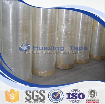 New Style Pressure Sensitive Adhesive Tape Jumbo Roll