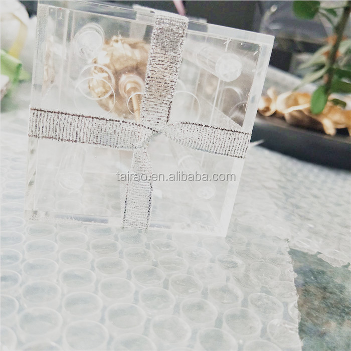 acryl flower box acryl gift box preserved fresh flower