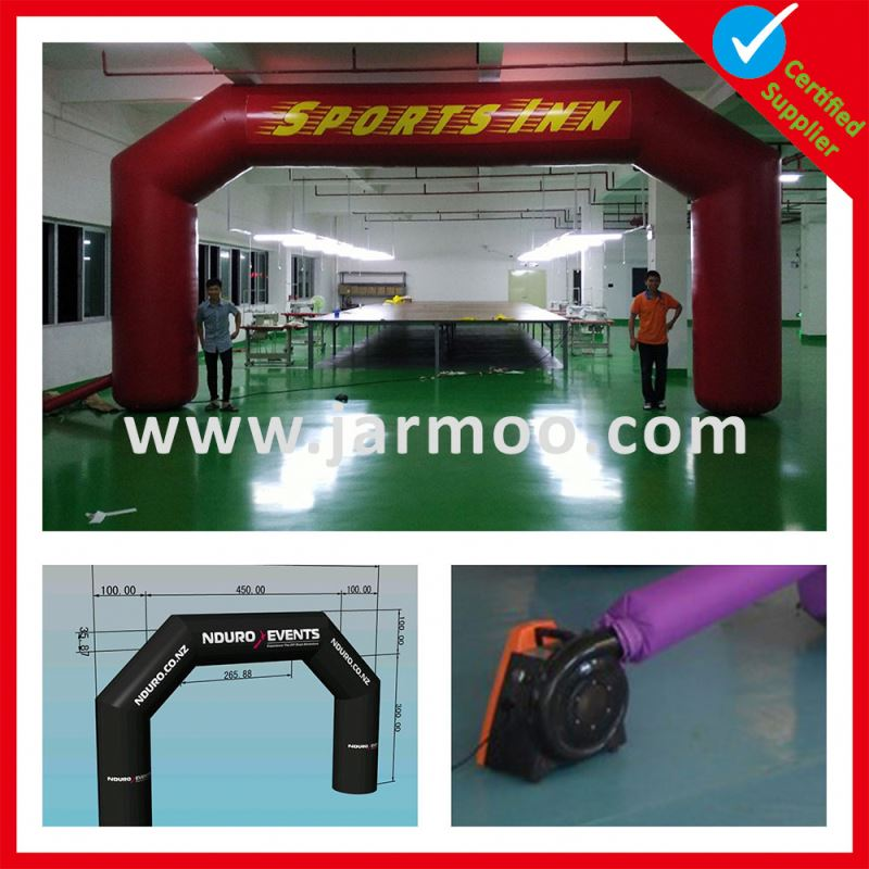 Blow up cheap inflatable arch advertising inflatable arch for marathon inflatable arch price