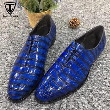 alligator skin dress shoes