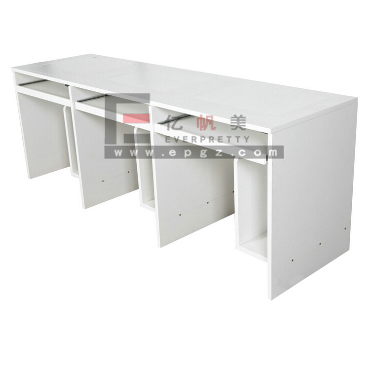 Customized Design Media Room Computer Lab Tables School Furniture View Computer Lab Tables Everpretty Product Details From Guangzhou Everpretty
