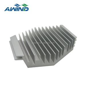 Customized aluminum heat sink
