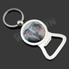 heart shape key chain bottle opener