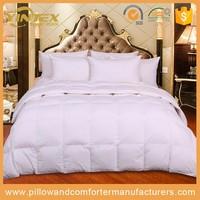 Luxury White Duck Down King Queen Size Quilt/Duvet/Comforter
