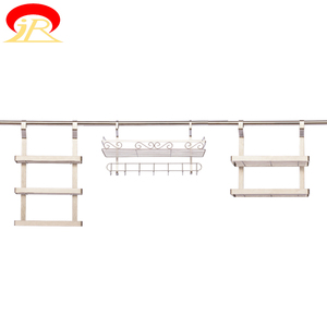 Wholesale Shelf 3 Tier Kitchen Vegetable Storage Wall Hanging Spice Rack