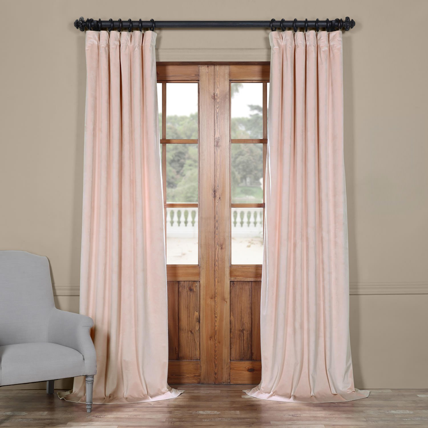 Cheap Pink Velvet Drapes Find Pink Velvet Drapes Deals On Line At Alibaba Com