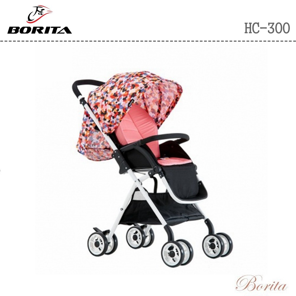 2017 Borita Wholeasle Outdoors Lovely Baby Stroller