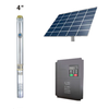 1HP-100HP new green energy solar deep well pump work station for deep well,river and lake