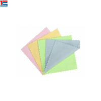 Super soft microfiber cleaning cloths for mobile phone computer glasses