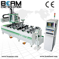 BCM1330E vertical machining centre,cnc router,wood working router