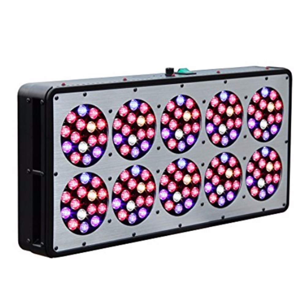 High Power Hydroponic 430W LED Grow Light
