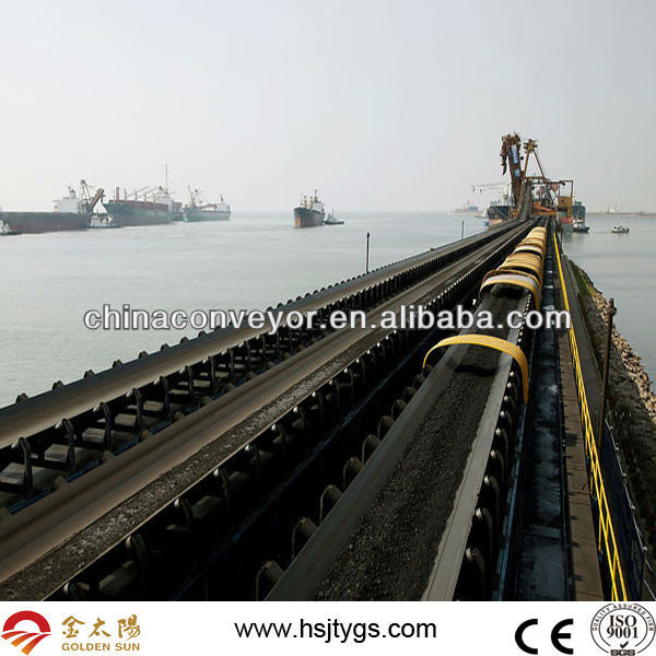 High speed mining plant conveyor transporter(manufacture)
