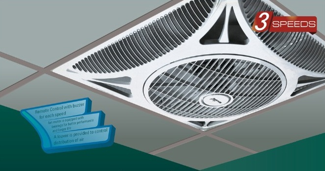 60x60 Shami Kdk 14 Quot Inch False Ceiling Ventilation Fan