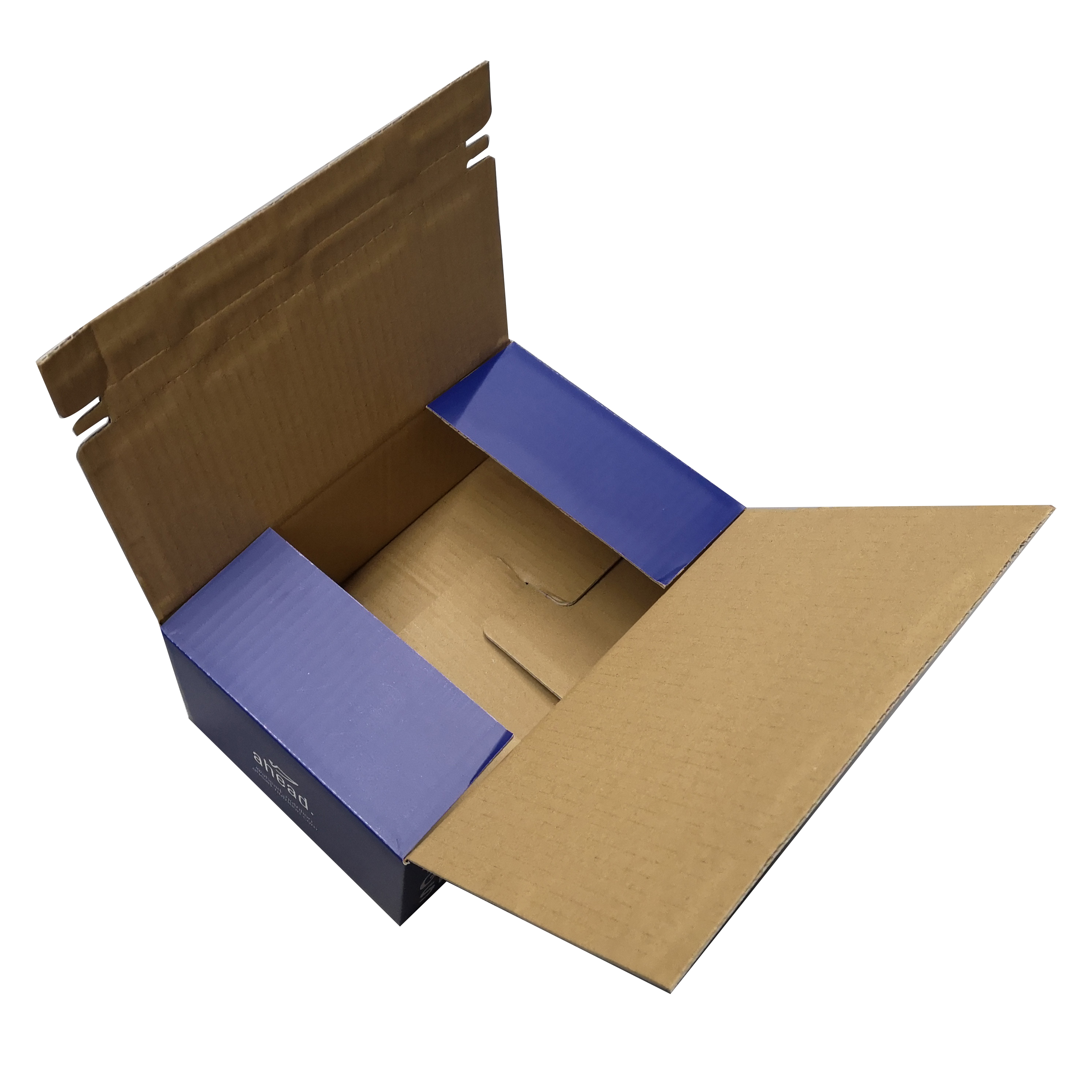 Customized clothing packaging corrugated shipping <strong>box</strong>