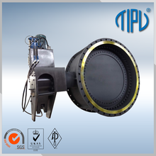 pneumatic electric butterfly valve