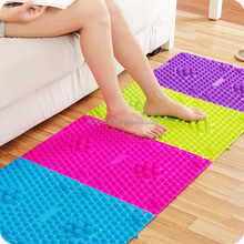 Manufacture acupressure mat for foot massage in fast delivery