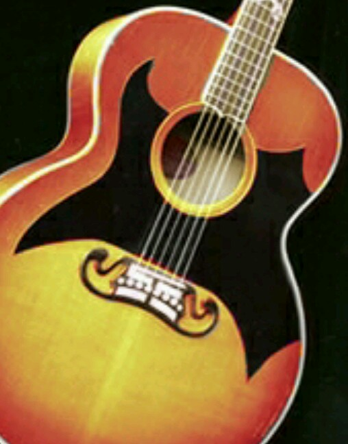 buy new glisten johnny cash acoustic guitar nature solid wood from reliable. Black Bedroom Furniture Sets. Home Design Ideas