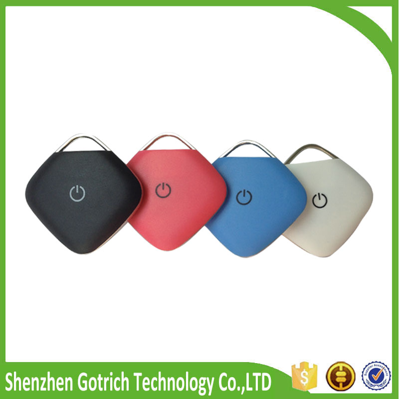 Bluetooth Anti-Lost Alarm Finder Key Wallet Anti-theft Alarm Portable 4 Colors
