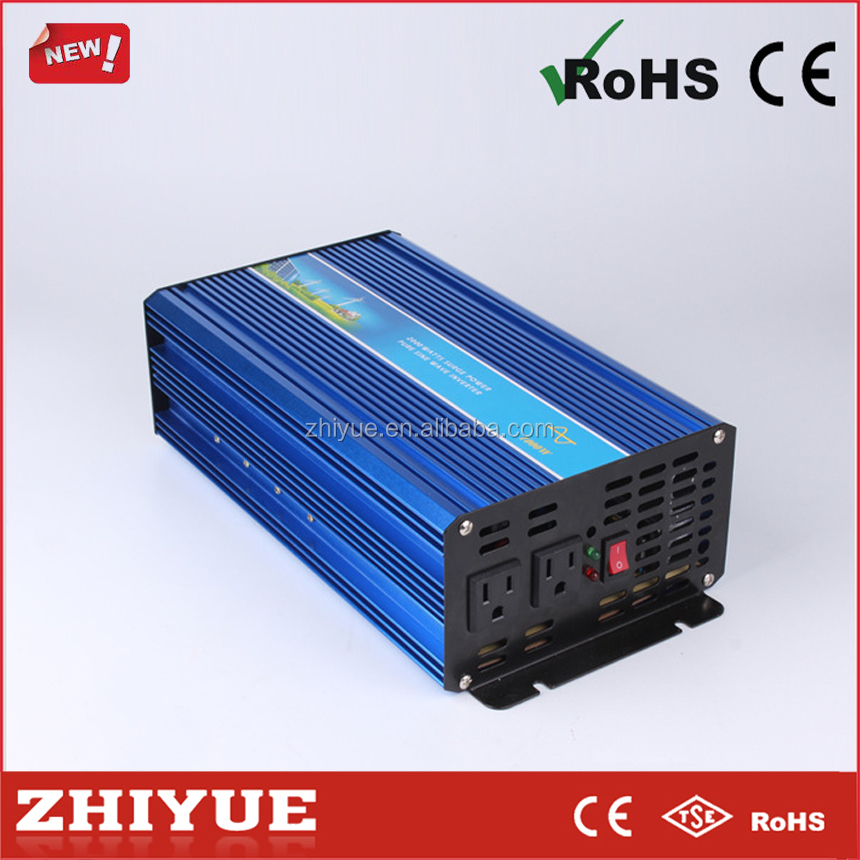 ROHS dc to ac 4000w 220 v to 380 v frequency inverter 50hz to 60hz