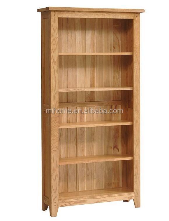 importada slida madera de pino escocs de dos puertas estantera para la escuela o en la