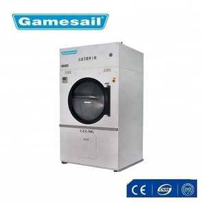 15kg-100kg Gas, LPG, electric, steam heating industrial clothes dryer price