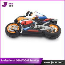 New style flash disk with Motor custom logo flash drive 2.0 usb stick Model JEC-156
