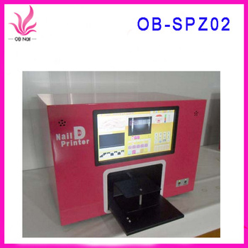 Multifunctional Digital Nail Printing Machinenail Stamp Machine