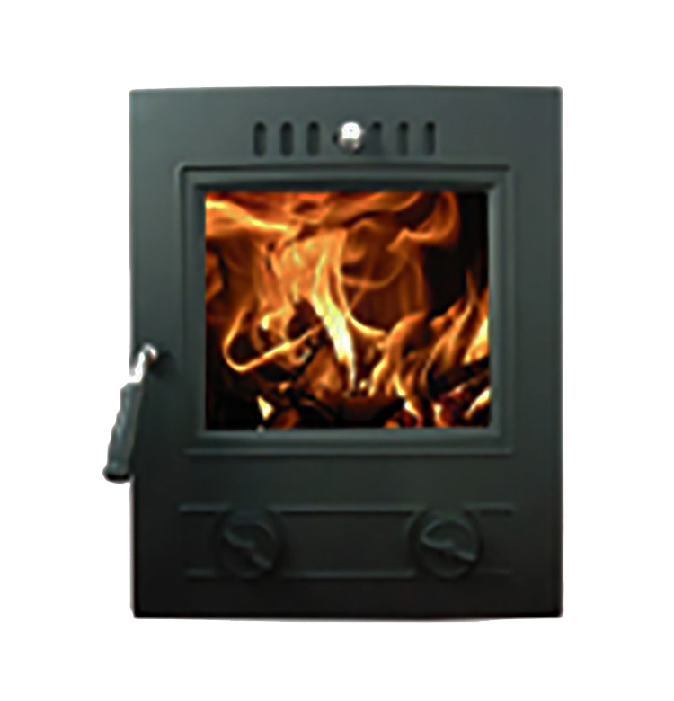 Maintain The Most Efficient Combustion Insert Room Heating Wood Stove With Thermostatic Boiler
