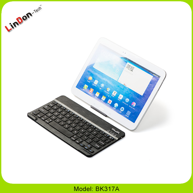 Micro USB charging Universal Bluetooth keyboard for tablet, smartphone, PC