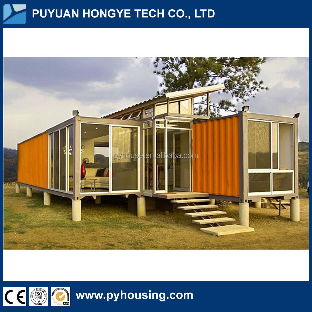 2016 de china venta caliente dise os de casas casas de - Casas prefabricadas de contenedores ...