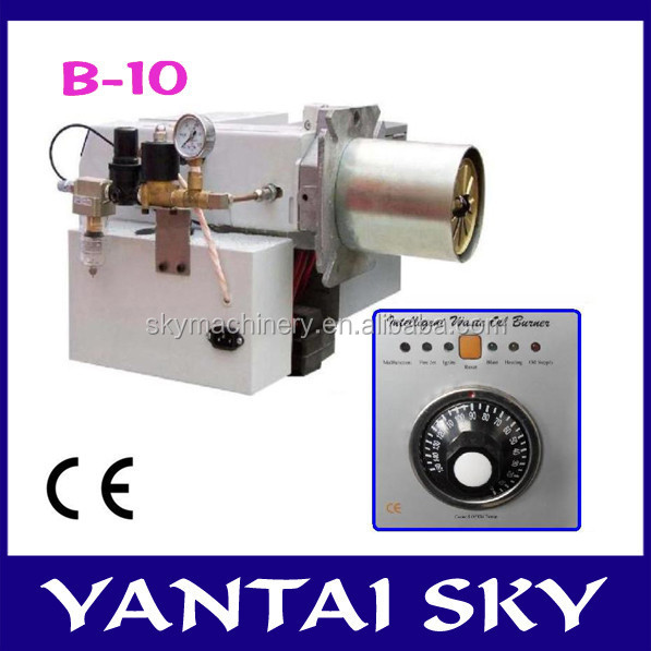 Sky Small power certificated infra red Burner catalic for powder coating oven