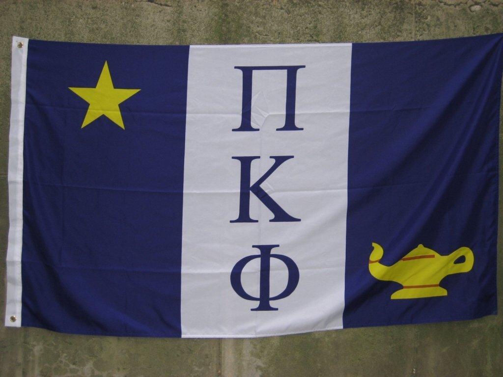 Pi Kappa Phi Official 3' X 5' Flag