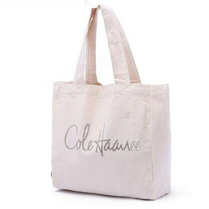 Promotional custom shopping bag eco recycle cotton bag