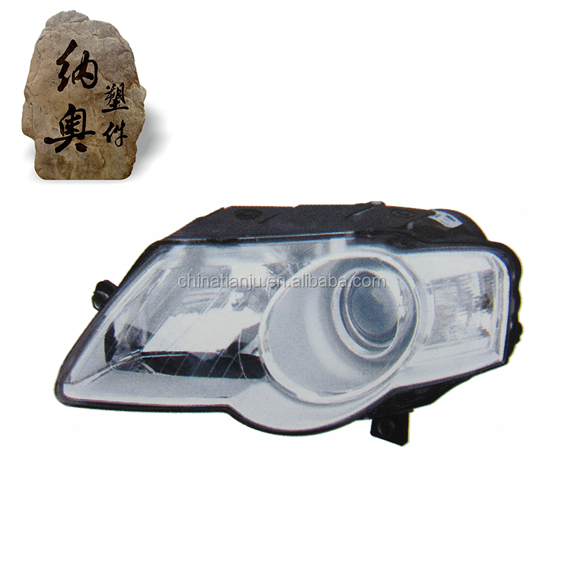 Passat 6 Headlamp for vw passat B6, vw passat B6 parts