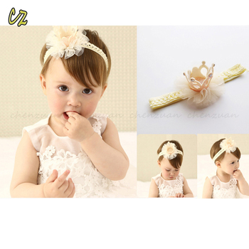 New fashion korean designer baby headbands style elastic hair headbands 3ad58eecb88