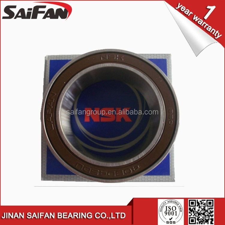 Nsk Auto Air Conditioner Compressor Bearings Nsk Bd35-12du8a Auto ...