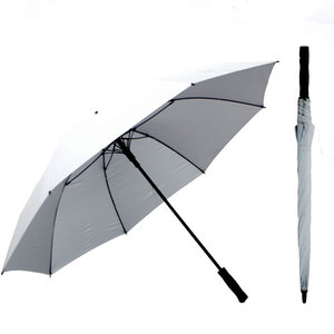 Super Large rain umbrella sublimation golf sombrillas China's umbrella