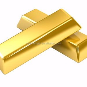 New arrival 1oz gold plated tungsten bars with 24k gold layer