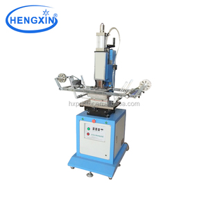cylinder Hot stamping machine for cigarette box