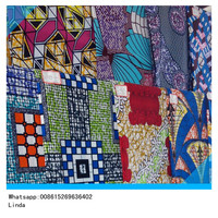 2016 New ankara african wax print fabric wholesale online