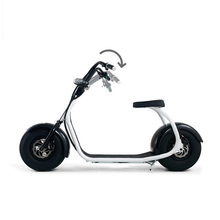Factory 2017 trade assurance two wheel new arrival electric scooter