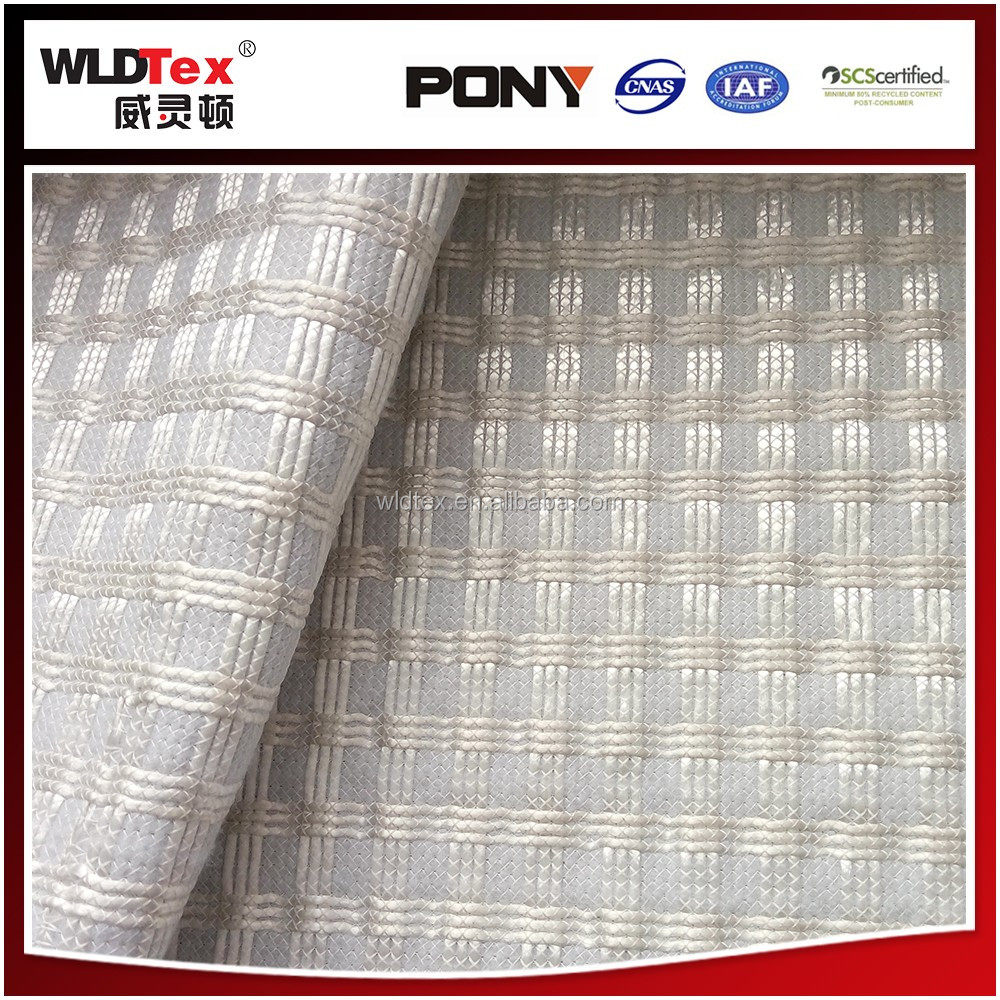 Custom Warp Knitted nonwoven geotextile fabric price