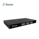 IP to Analog Converter 24 FXS VoIP Gateway for Hotel Telephone System