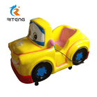 Hot shopping mall electric car coin operated children ride crazy car games for kids rides